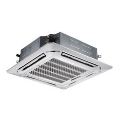 Ceiling Mounted Carrier Midea 1.5 Ton Cassette AC