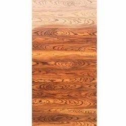 Light Brown Teak Veneer Plywood, Matte, Thickness: 4mm