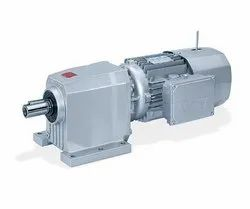 S Series Helical Gear Motors