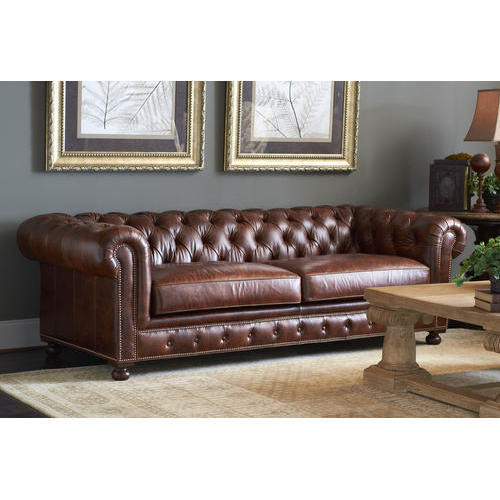 Office Leather Sofa