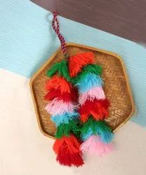 Colorful Bag Tassel