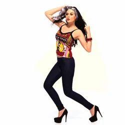 Slim Stretchable Ladies Stylish Jeans