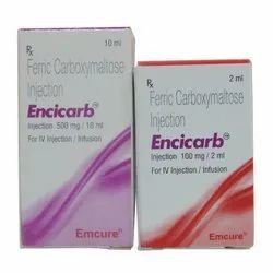 Encicarb 500 Injection