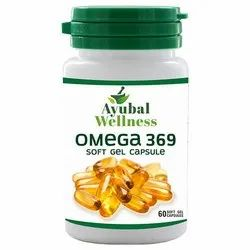 Omega 369 Capsule (for Healthy Heart)