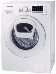 Samsung 8 kg Fully Automatic Front Load Washing Machine, WW80K5210WW/TL, White