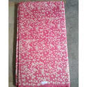 Pink And White Printed Boutique Fabric, Use: Garments