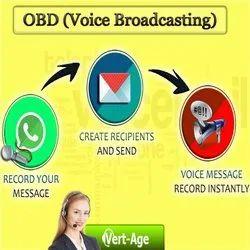 Voice Broadcasting OBD