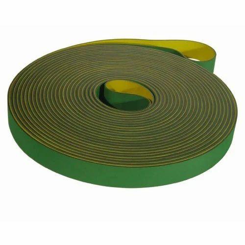 Rubber Nylon Sandwich Belt