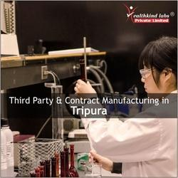 Third Party Manufacturing  in Tripura