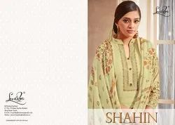 Levisha Shahin Cotton Dress Materials