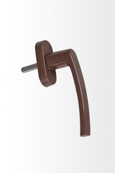 NBH035 UPVC Shortneck Window Handle