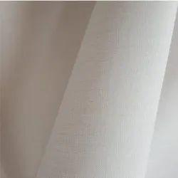 Organic Cotton Poplin Greige (Natural) Fabric