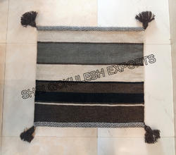 Wool Jute Rug