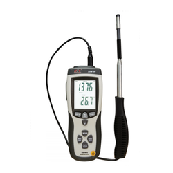 HTC AVM-08 Hot Wire Anemometer