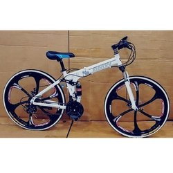 21 Shimano Gear BMW Folding Cycle