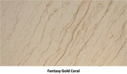 Golden Coral Italian Marble, Thickness: 20 mm