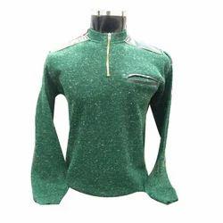 Mens Full Sleeve Zipper Sweatshirt