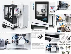 Automatic CNC Tool and Cutter Grinding Machine