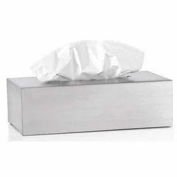 Plain White Facial Tissue Paper, Size: 8.80 X 7.40 Inch