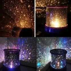 Star Projector Night Lamp