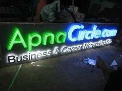 Advertising Sign Board