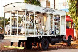 Transformer Oil Filtration Unit
