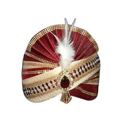 Men Fancy Wedding Turban