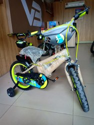 Vishal Red Kids Cycle, Model Name/Number: Moon Kross, Size: 14 To 20*1.75