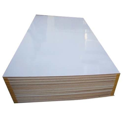 White Pvc Plywood Rs 75 Square Feet Chandrika Plywoods