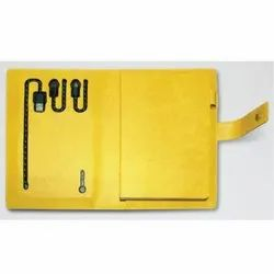 Leather Diary Power Bank