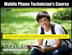 Mobile Phone Technician's Course, Service Centre, Computer/Laptop