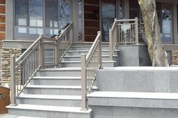 Stairs Aluminum Railings