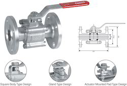 Fluidtech Bore Ball Valve