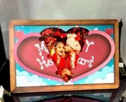 magnetic print frame