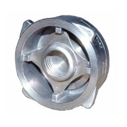 Spring Loaded Disc Check Valve