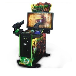 Paradise Lost Gun Shooting 42 LCD 2 Player