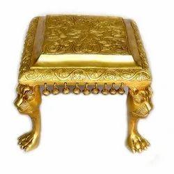 Standard Golden Brass Table