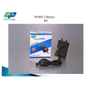 Black Android Mobile Charger