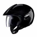 Black Studds Full Face Bike Helmet