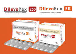 Divalproex Sodium 250mg ER