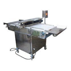 Kaju Burfi Cutting Machine