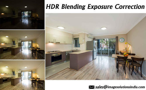 Real Estate HDR Photography Retouching Services in Photoshop
