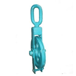 Mild Steel 300 Equalizer Sheave Pulley, Single Groove