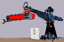 Articulated Arm (double Arm) Continuous Mixer Screw Type