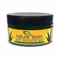 Nature Boon Herbal Anti Mosquito Gel, Packaging Size: 50g, Plastic Container