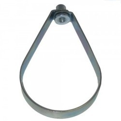 Sprinkler Clamps, Chilli Clamp, Pipe Sprinkler Hanging Clamp, Size Range: 1/2-8''
