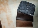 24 Slot Leather Card Holder