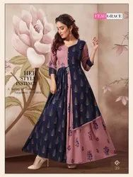Femigrace Vol 7 Anarkali Flair Gown