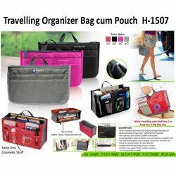Traveling Organizer Bag Cum-Pouch H-1507