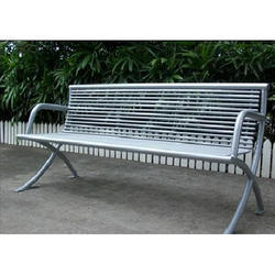 M.S. Outdoor Benches